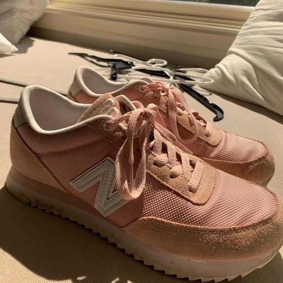 New Balance Shoes | Blush Pink | Poshmark